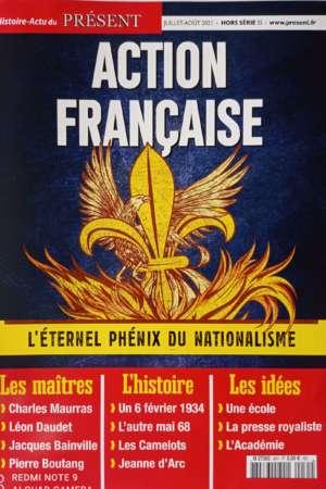 Hors-série Présent Action française