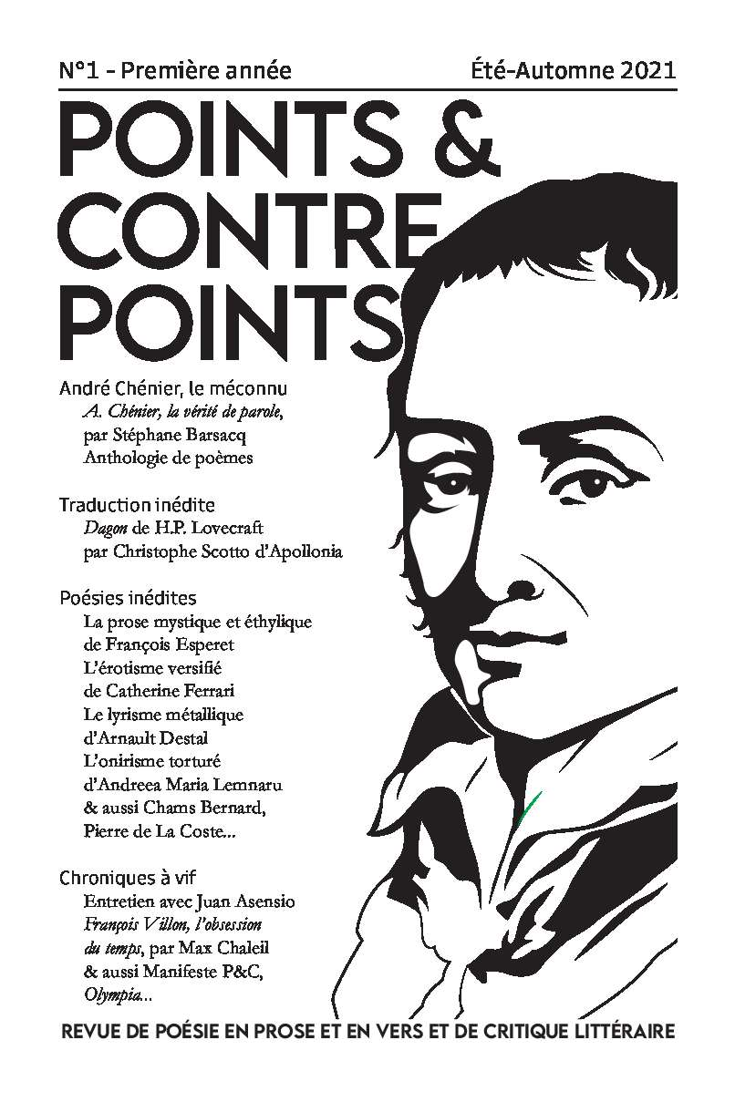 Points & Contrepoints N°1