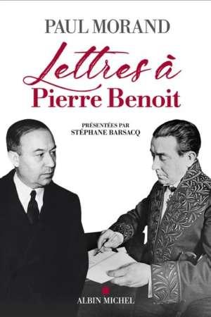 Lettres à Pierre Benoît